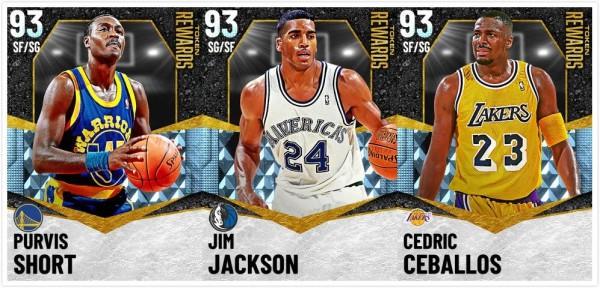《NBA 2K21》鑽石代幣球員卡任務 1