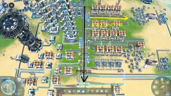 戴森球計劃-簡單生產總線結構 9