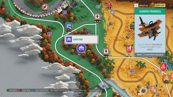 《極限競速:地平線4》樂高DLC全收集指南 7