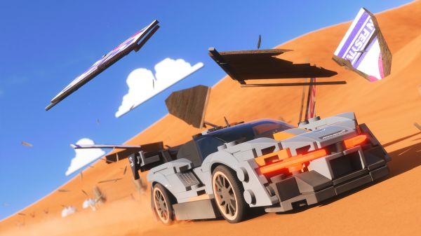 《極限競速:地平線4》樂高DLC全收集指南 1