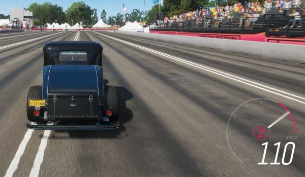 《極限競速:地平線4》直線加速賽操作技巧 13