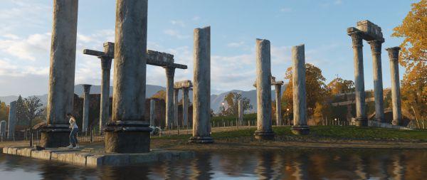 《極限競速:地平線4》美麗景點位置分享 21