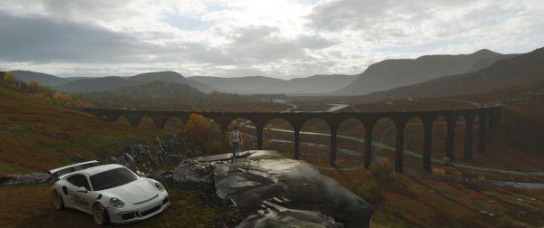 《極限競速:地平線4》美麗景點位置分享 25