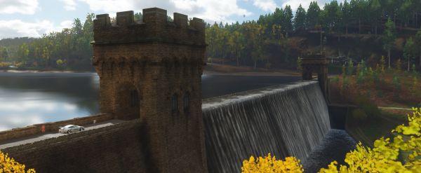《極限競速:地平線4》美麗景點位置分享 37