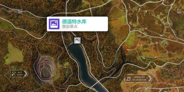 《極限競速:地平線4》美麗景點位置分享 39