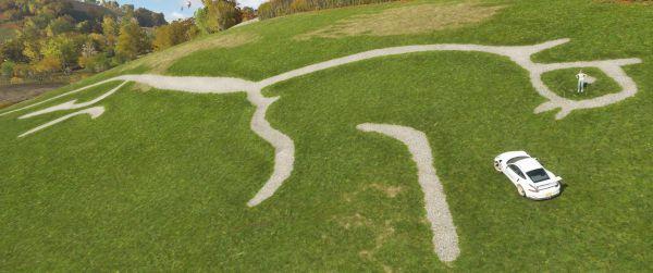 《極限競速:地平線4》美麗景點位置分享 5