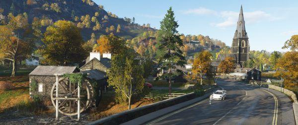 《極限競速:地平線4》美麗景點位置分享 9