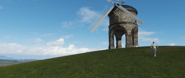 《極限競速:地平線4》美麗景點位置分享 1
