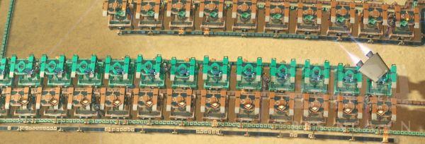 戴森球計劃-綠馬達與CPU配平量化布局 3