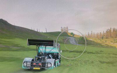 《極限競速:地平線4》卡車挑戰三星