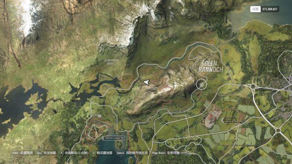 《極限競速:地平線4》4月29日春季挑戰速通 3