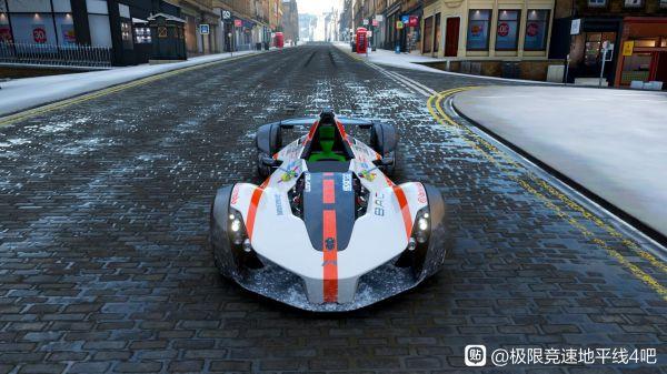 《極限競速:地平線4》BAC MONO塗裝 3