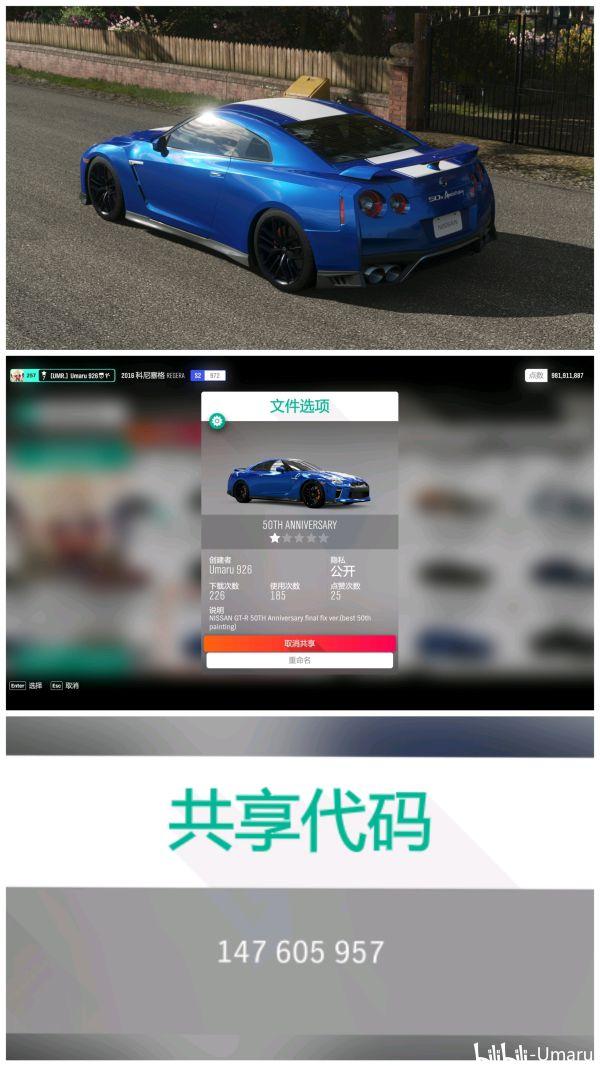《極限競速:地平線4》賽車各類塗裝 31