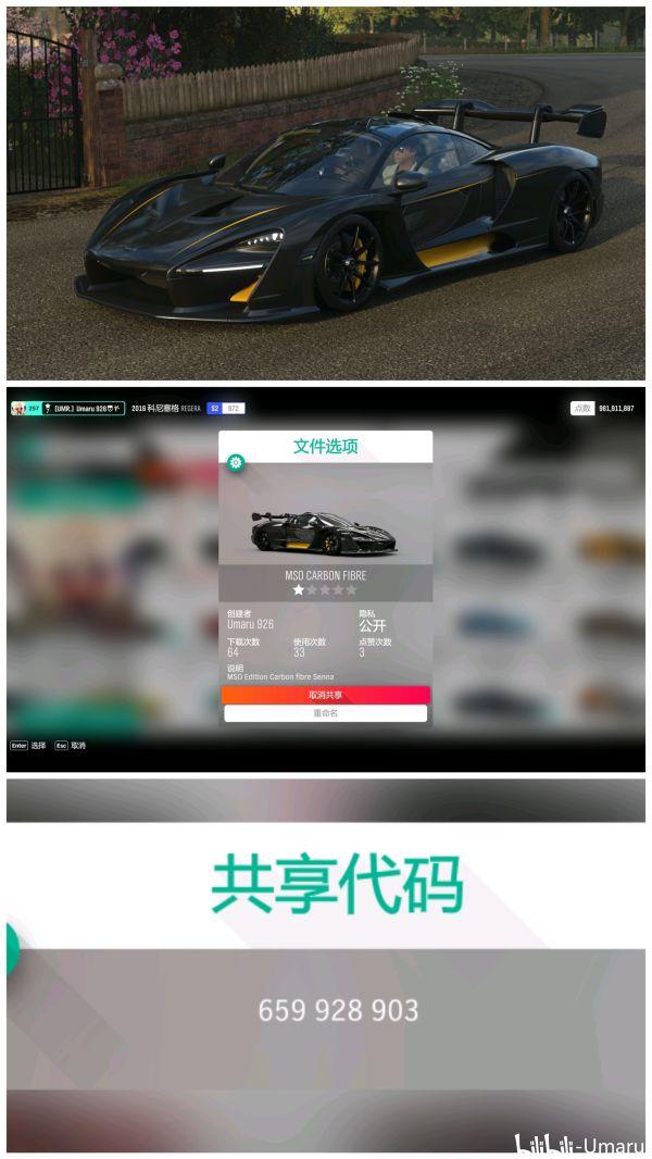 《極限競速:地平線4》賽車各類塗裝 41
