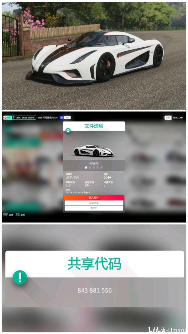 《極限競速:地平線4》賽車各類塗裝 5
