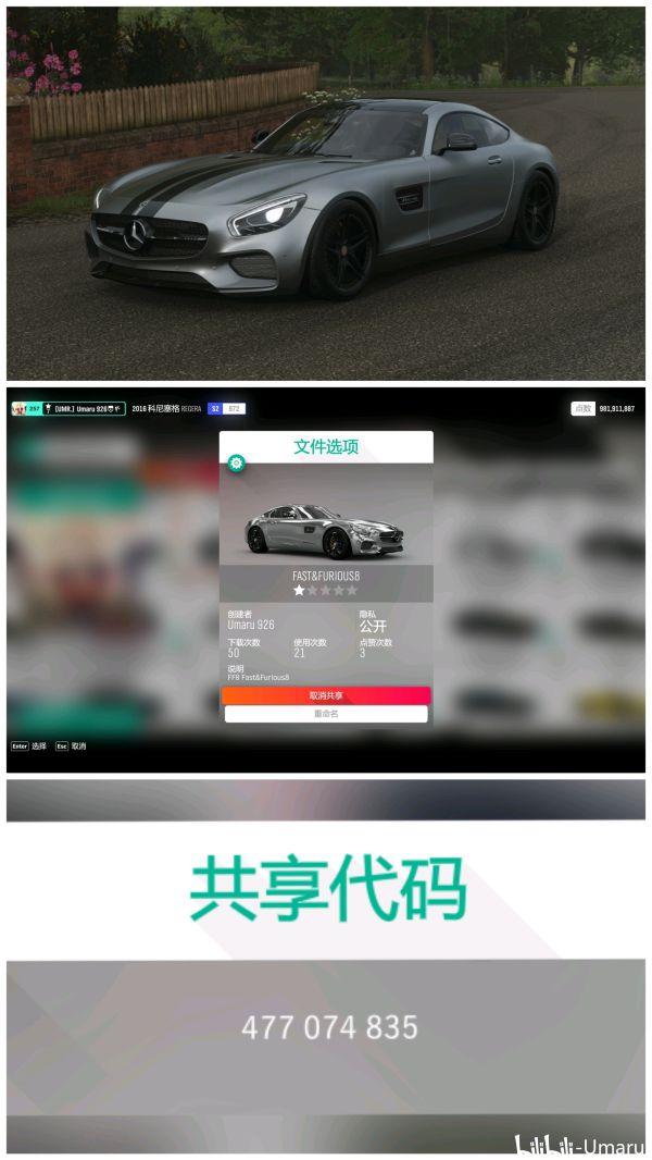 《極限競速:地平線4》賽車各類塗裝 51