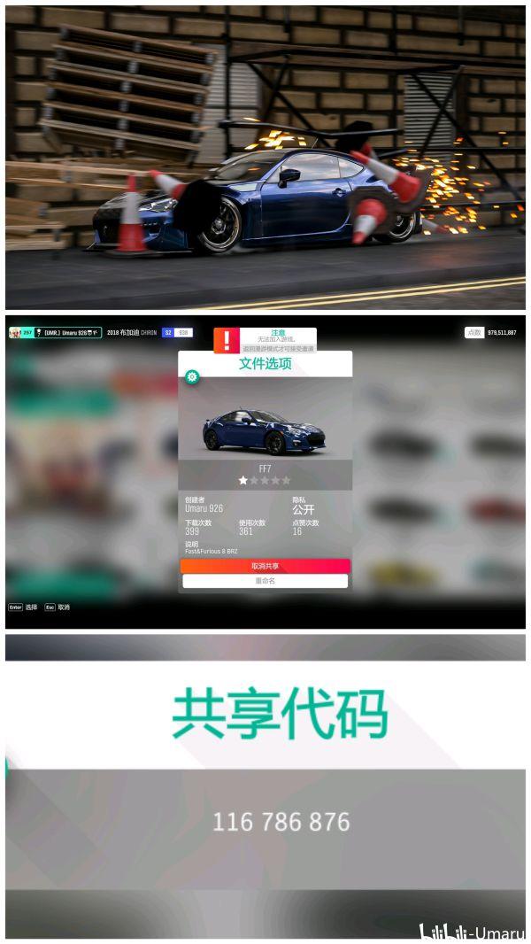 《極限競速:地平線4》賽車各類塗裝 57