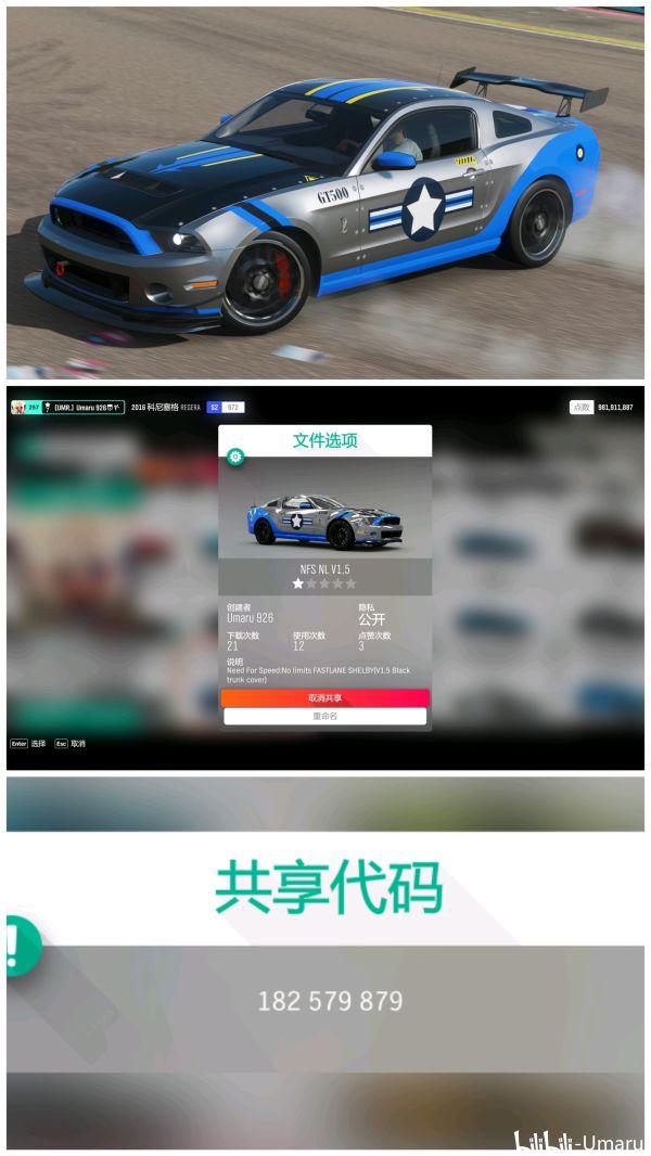 《極限競速:地平線4》賽車各類塗裝 63
