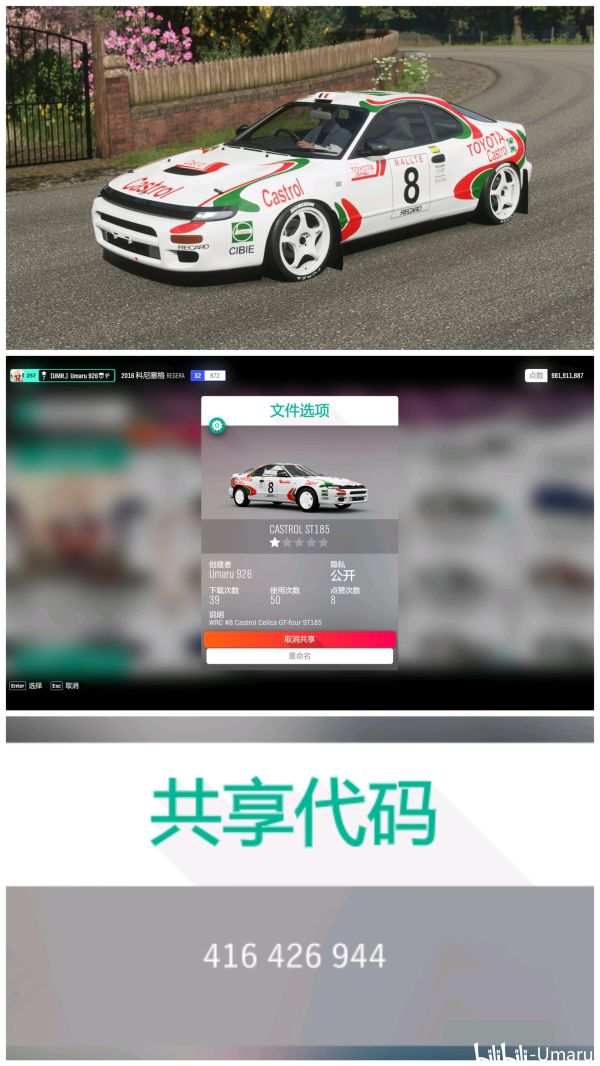《極限競速:地平線4》賽車各類塗裝 21