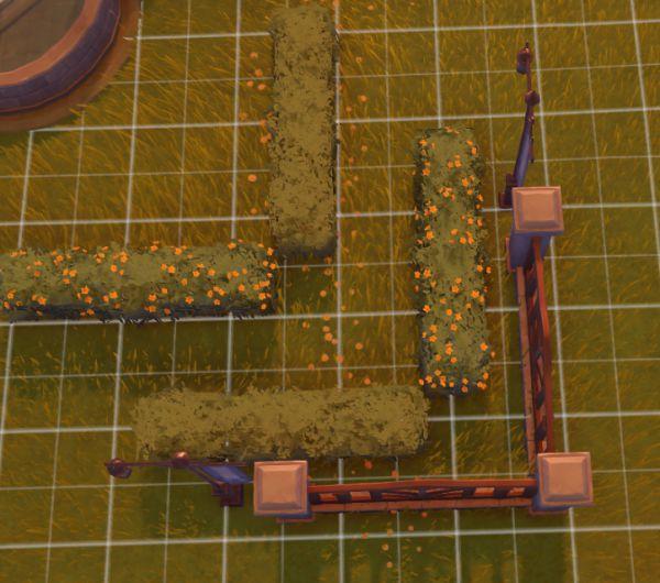 原神-塵歌壺噴泉花園搭建 15