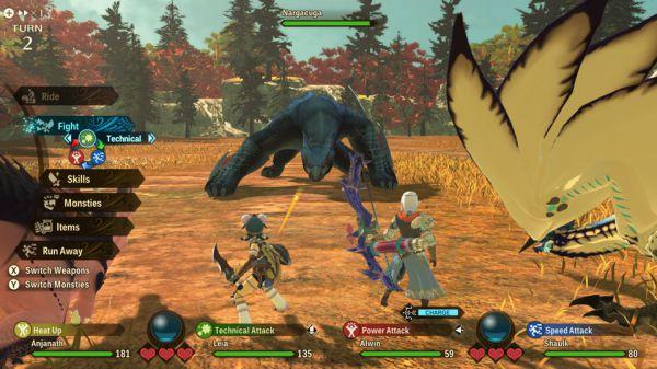 《怪物獵人物語2》全面系統 91