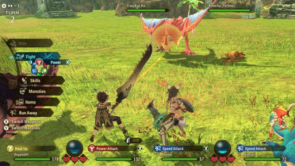 《怪物獵人物語2》全面系統 95