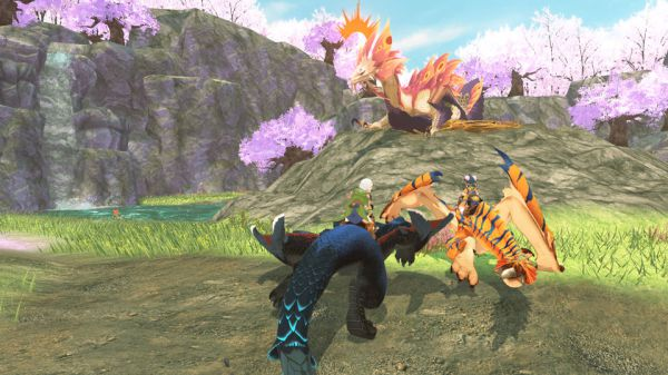 《怪物獵人物語2》全面系統 117