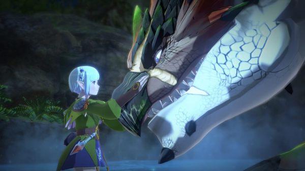 《怪物獵人物語2》共斗雪山冰咒龍過關思路