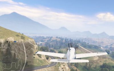 GTAOnline-極限越獄飛行員玩法