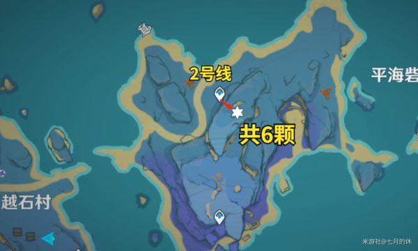 原神-雷電將軍突破材料入手指南 9