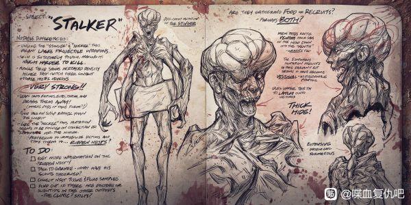 《喋血復仇》特殊感染體分享 21