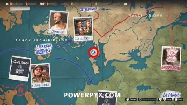 《孤島驚魂6》全武器入手分享 39