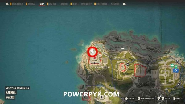 《孤島驚魂6》全武器入手分享 87