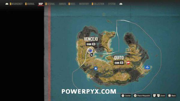 《孤島驚魂6》所有密碼箱及密碼表位置分享攻略 5