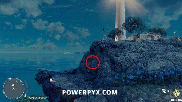 《孤島驚魂6》所有密碼箱及密碼表位置分享攻略 41