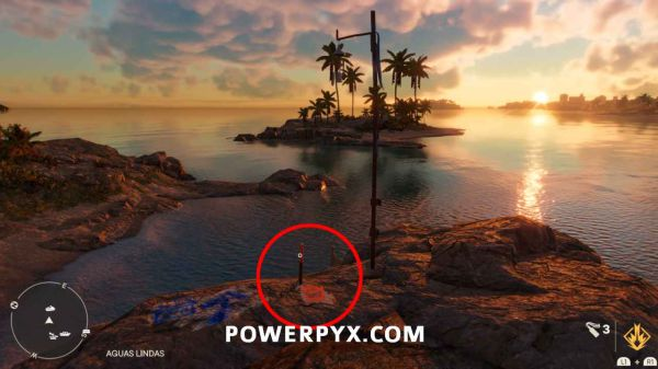 《孤島驚魂6》所有密碼箱及密碼表位置分享攻略 65