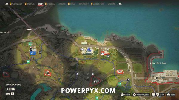 《孤島驚魂6》所有密碼箱及密碼表位置分享攻略 133