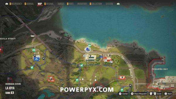 《孤島驚魂6》所有密碼箱及密碼表位置分享攻略 137