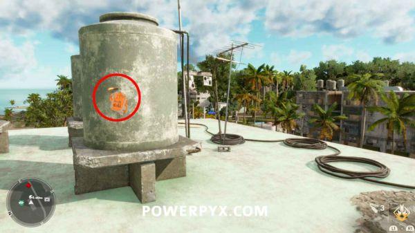 《孤島驚魂6》所有密碼箱及密碼表位置分享攻略 139