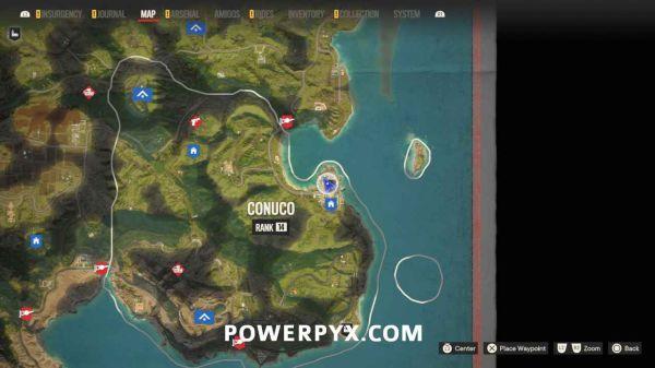 《孤島驚魂6》所有密碼箱及密碼表位置分享攻略 169