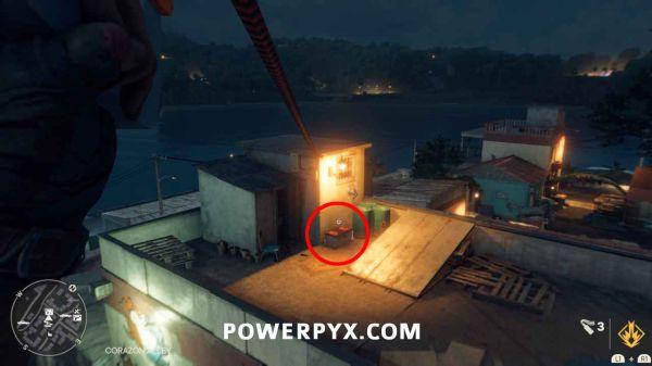 《孤島驚魂6》所有密碼箱及密碼表位置分享攻略 173