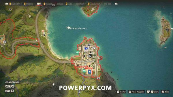 《孤島驚魂6》所有密碼箱及密碼表位置分享攻略 175
